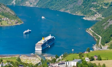 Norway Fjord נורבגיה