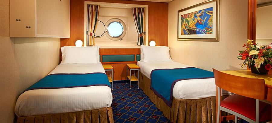 Norwegian Star OceanView Round Window