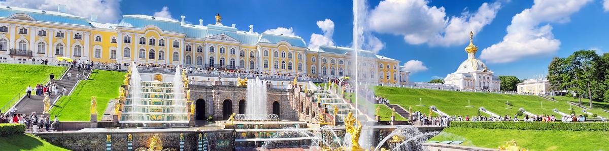 טיול מאורגן ושייט נהרות במוסקבה וסנט פטרסבורג