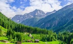 ההרים האלפיים