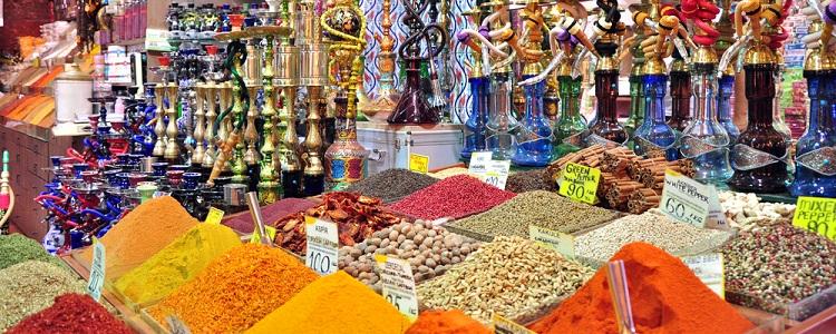 טורקיה שוק