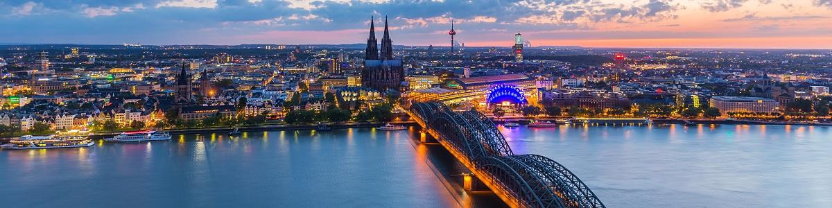 שייט בנהרות הריין, המיין והדנובה