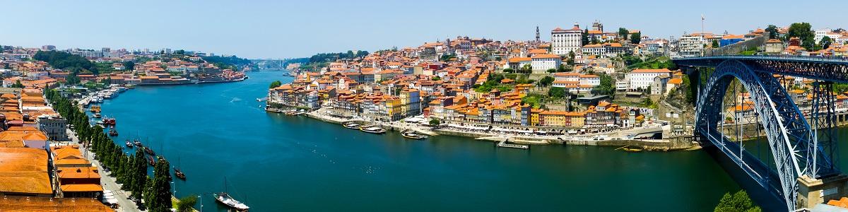 שייט נהרות בפורטוגל בנהר הדואורו