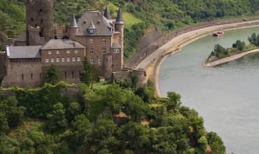 שייט נהרות באירופה