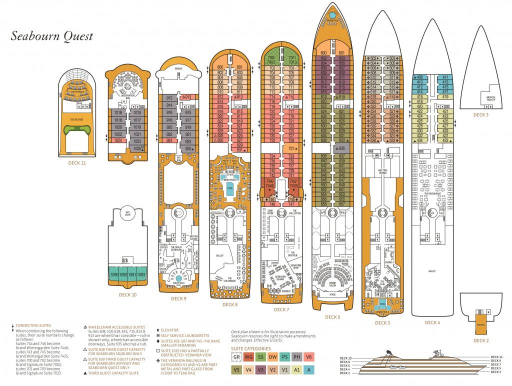 Seabourn_Quest_DeckPlans