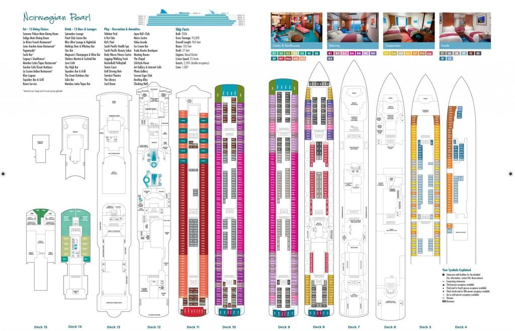 NCL-pearl-deckplan