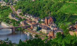 שייט בנהרות הריין והמוזל
