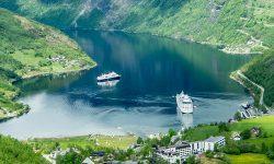 קרוז מאורגן לפיורדים וטיול מאורגן לנורבגיה