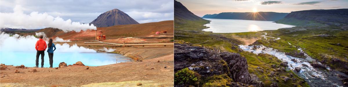 טיול לאיסלנד, איי שטלנד ואיי אורקני