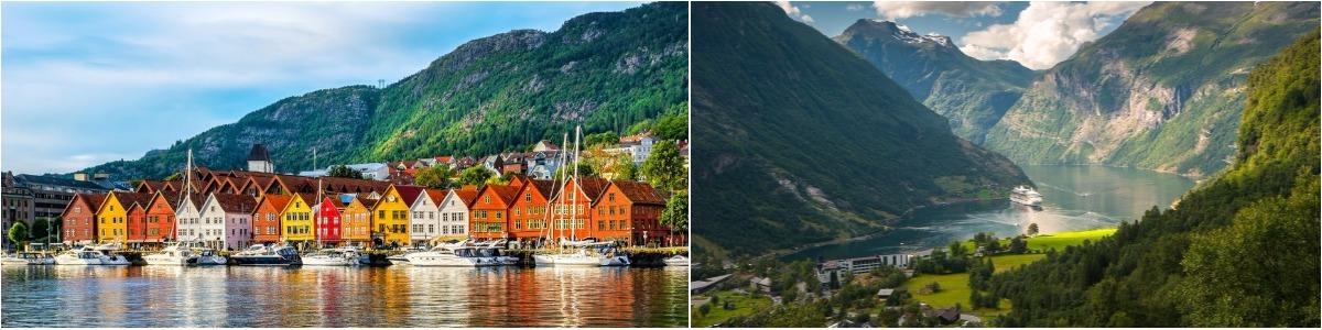 שייט כשר לנורבגיה