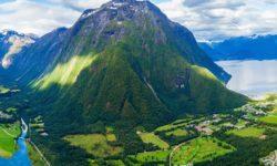 טיול מאורגן ושייט לנורבגיה