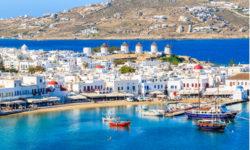 הפלגה ליוון מחיפה – קרוז מאורגן